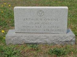 Arthur Roy Owens