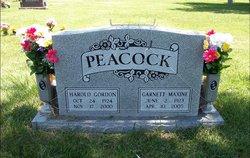Harold Gordon Peacock