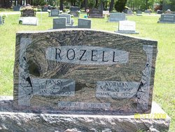 Norman Norm Rozell