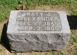 Katy J. Alexander
