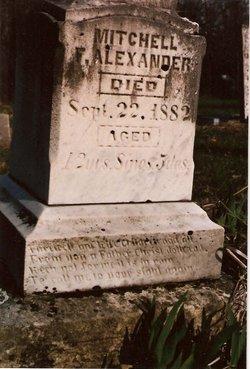 Mitchell F. Alexander