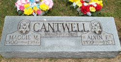 Alvin Franklin Cantwell