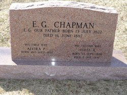 Alvira P <i>Staples</i> Chapman