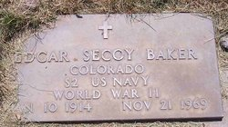 Edgar Secoy Baker