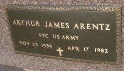 Arthur James Arentz