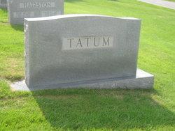 Garnett Stovall <i>Tatum</i> Tatum