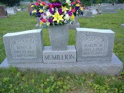 Margie Macie <i>Collins</i> McMillion