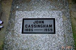 John O Cassingham