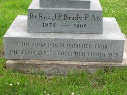 Monsignor James Power Brady