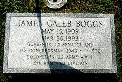 James Caleb Boggs
