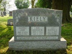 Frances Mary <i>Farrelly</i> Kiely