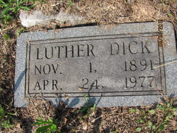 Luther Dick