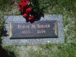 Jennie Marie <i>Crosby</i> Bleuer