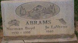 Norman Boyd Abrams