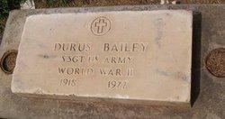 Durus Bailey