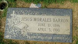 Jesus Morales Barron