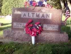 Ruth Geneva <i>Creek</i> Altman
