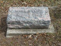 Mabel B Evard