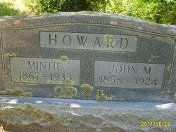 John M Howard