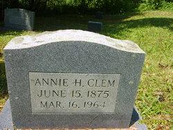 Annie <i>Howard</i> Clem