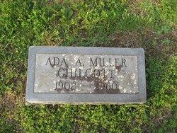 Ada Alice <i>Miller</i> Chilcott