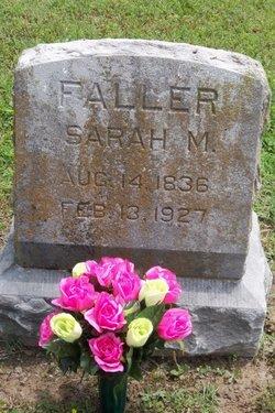 Sarah M. <i>Brush</i> Faller