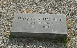 Thomas A Hambrick
