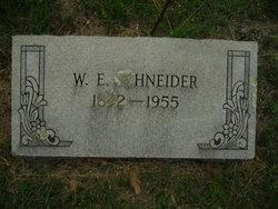 William Ernst Schneider