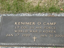LTC Kenimer O. Camp