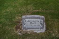 Arleen <i>Hansen</i> Beach