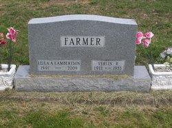Leila A. <i>Farmer</i> Lambertson