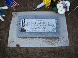 Earl B. Duke Aden, Jr