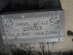 Darhl Lucile Warner