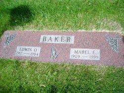 Mabel Eleanor <i>Abel</i> Baker