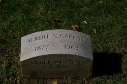Albert Snowden Bert Capron
