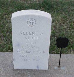 Albert Andrew Albee