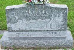 Elizabeth Bailey <i>Hurt</i> Amoss
