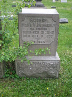 Mary Ann <i>Sterner</i> Boyer Hemmerly