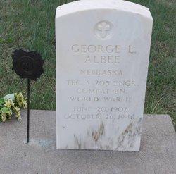 George E Albee