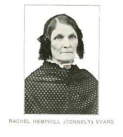 Rachel Hemphill <i>Connely</i> Evans