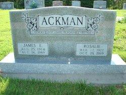 James Everett Jim Ackman