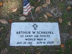 Arthur W Schrepel