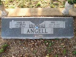 Inez T Angell