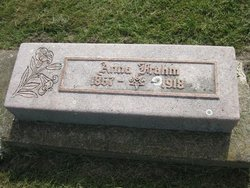 Anna <i>Gravenhorst</i> Frahm