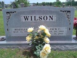 Jackson C Wilson