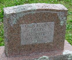 Arlis Eugene Henry