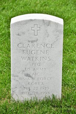 Clarence Eugene Watkins