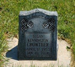 Susan Kay <i>Kennington</i> Crowther