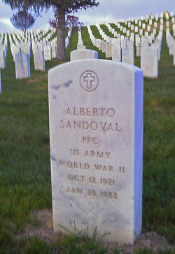PFC Alberto Sandoval