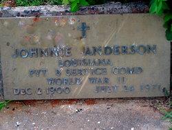 Johnnie Anderson